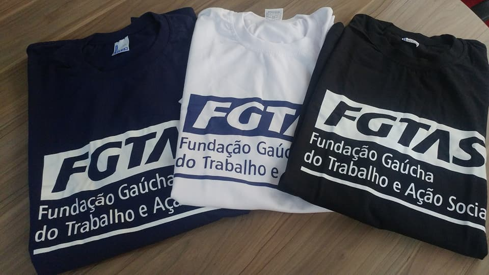Camisetas FGTAS - Congregue
