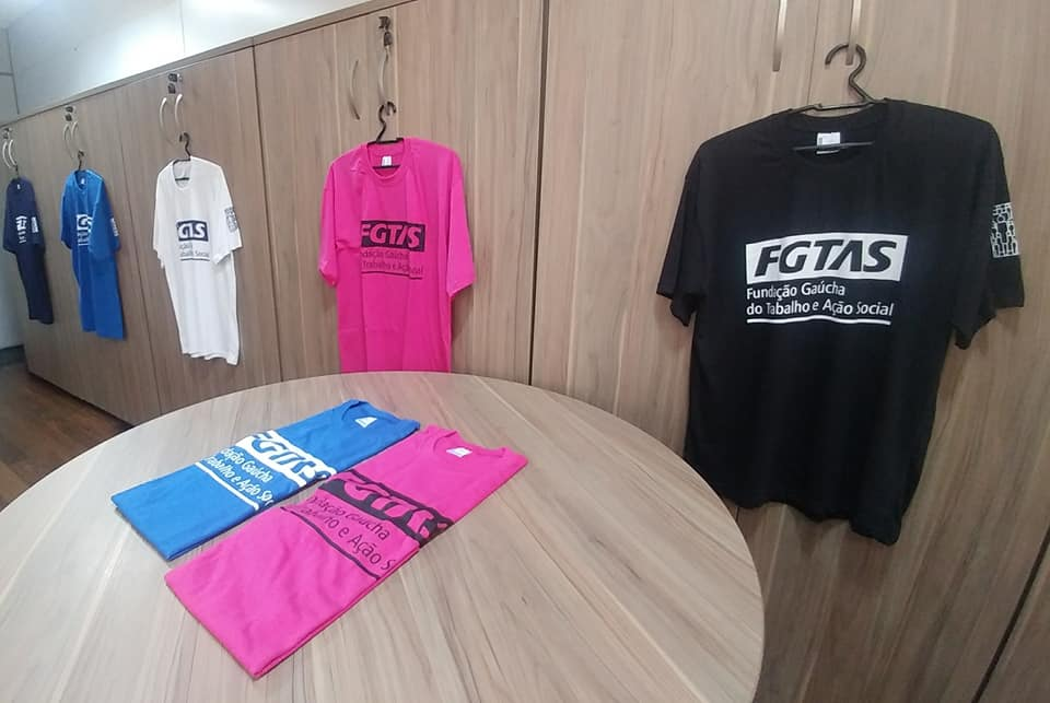 Camisetas FGTAS/Congregue